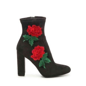 """Steve Madden """"Edition"""" Embroidered Booties"""